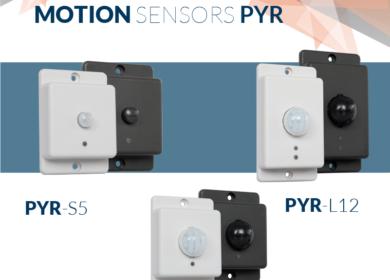 The New PYR Sensors Serie